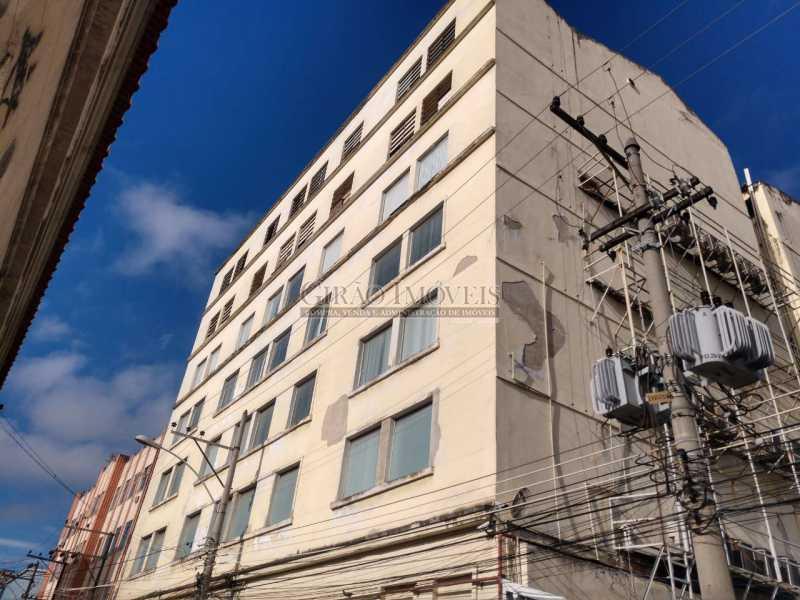 1 - Prédio 1200m² à venda Rua Visconde da Gávea,Centro, Rio de Janeiro - R$ 3.000.000 - GIPR00008 - 1