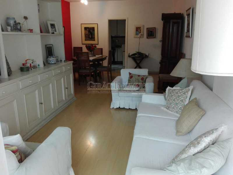 1 - - Apartamento à venda Estrada da Gávea,São Conrado, Rio de Janeiro - R$ 650.000 - GIAP21172 - 1