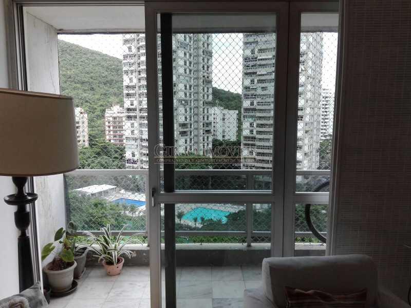 3 - Apartamento à venda Estrada da Gávea,São Conrado, Rio de Janeiro - R$ 650.000 - GIAP21172 - 4
