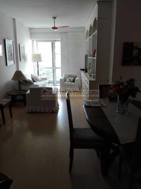 4 - Apartamento à venda Estrada da Gávea,São Conrado, Rio de Janeiro - R$ 650.000 - GIAP21172 - 5