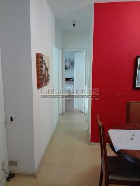 6 - Apartamento à venda Estrada da Gávea,São Conrado, Rio de Janeiro - R$ 650.000 - GIAP21172 - 7