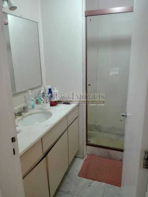 8 - Apartamento à venda Estrada da Gávea,São Conrado, Rio de Janeiro - R$ 650.000 - GIAP21172 - 14