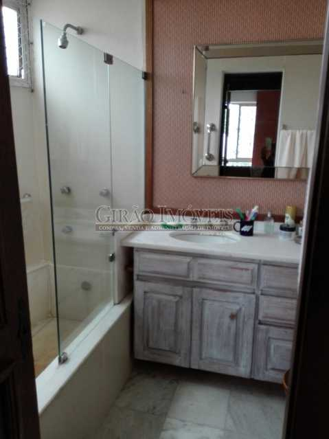 13 - Apartamento à venda Estrada da Gávea,São Conrado, Rio de Janeiro - R$ 650.000 - GIAP21172 - 15