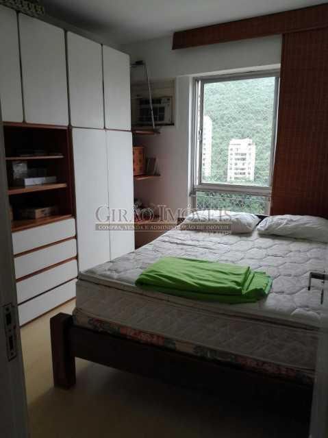 14 - Apartamento à venda Estrada da Gávea,São Conrado, Rio de Janeiro - R$ 650.000 - GIAP21172 - 13