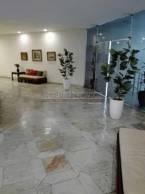 17 - Apartamento à venda Estrada da Gávea,São Conrado, Rio de Janeiro - R$ 650.000 - GIAP21172 - 19