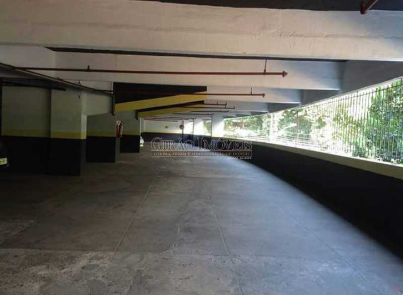 18 - Apartamento à venda Estrada da Gávea,São Conrado, Rio de Janeiro - R$ 650.000 - GIAP21172 - 20