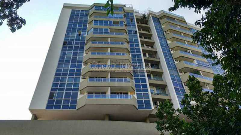20 - Apartamento à venda Estrada da Gávea,São Conrado, Rio de Janeiro - R$ 650.000 - GIAP21172 - 21
