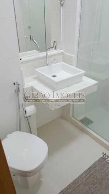 13 - Apartamento à venda Urca, Rio de Janeiro - R$ 530.000 - GIAP00130 - 18