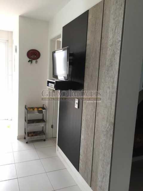 cozinha - Cobertura 4 quartos à venda Piratininga, Niterói - R$ 3.300.000 - GICO40074 - 15