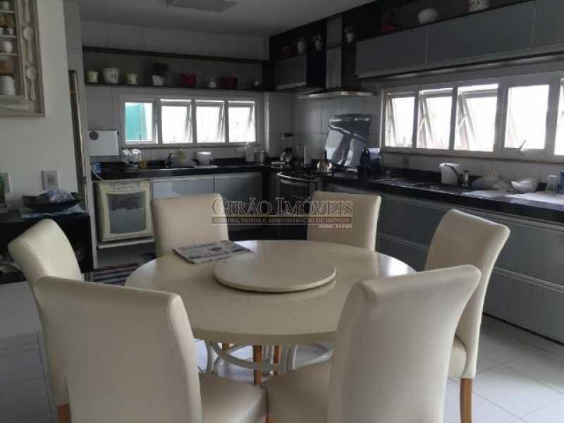 cozinha2 - Cobertura 4 quartos à venda Piratininga, Niterói - R$ 3.300.000 - GICO40074 - 16
