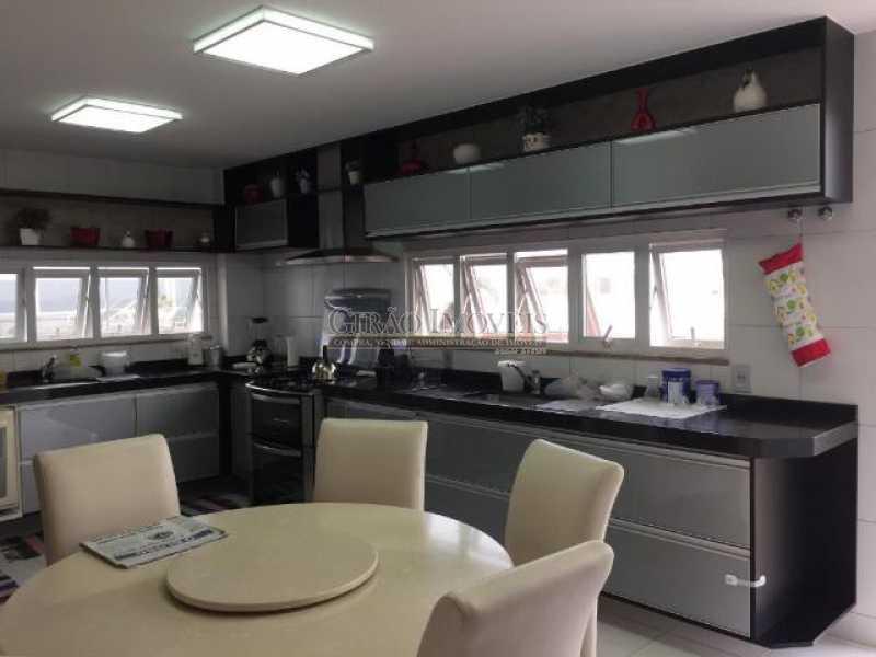 cozinha3 - Cobertura 4 quartos à venda Piratininga, Niterói - R$ 3.300.000 - GICO40074 - 17