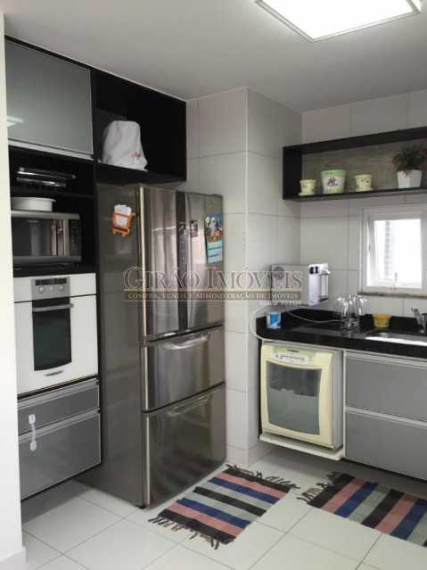 cozinha5 - Cobertura 4 quartos à venda Piratininga, Niterói - R$ 3.300.000 - GICO40074 - 18
