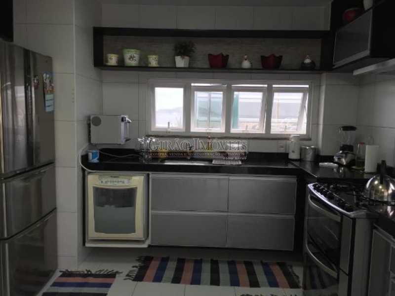 cozinha6 - Cobertura 4 quartos à venda Piratininga, Niterói - R$ 3.300.000 - GICO40074 - 19