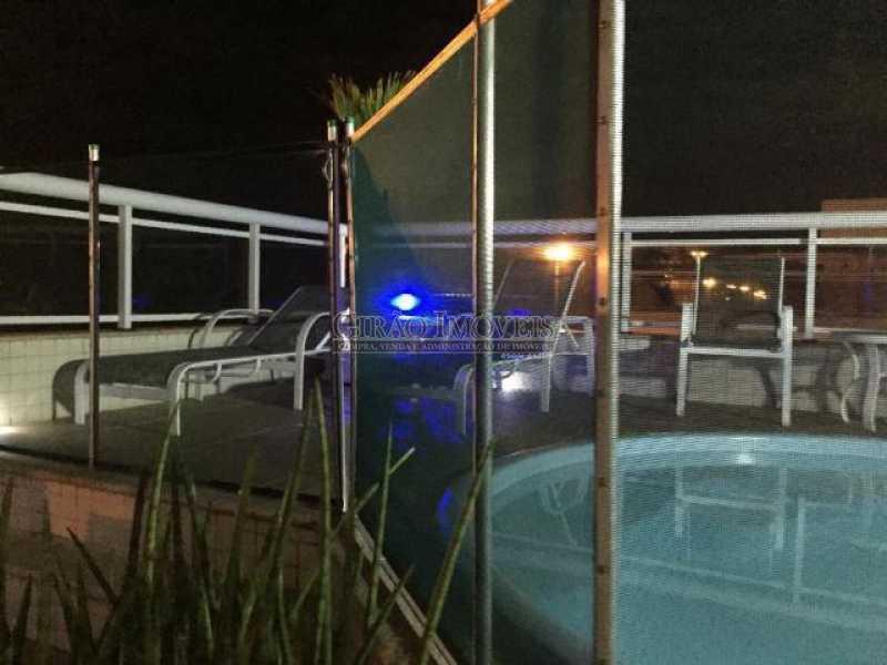 iluminação7 - Cobertura 4 quartos à venda Piratininga, Niterói - R$ 3.300.000 - GICO40074 - 9