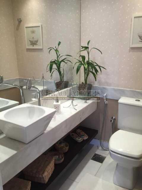 lavado - Cobertura 4 quartos à venda Piratininga, Niterói - R$ 3.300.000 - GICO40074 - 20