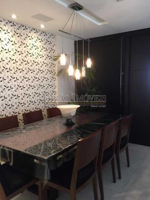 sala jantar - Cobertura 4 quartos à venda Piratininga, Niterói - R$ 3.300.000 - GICO40074 - 21