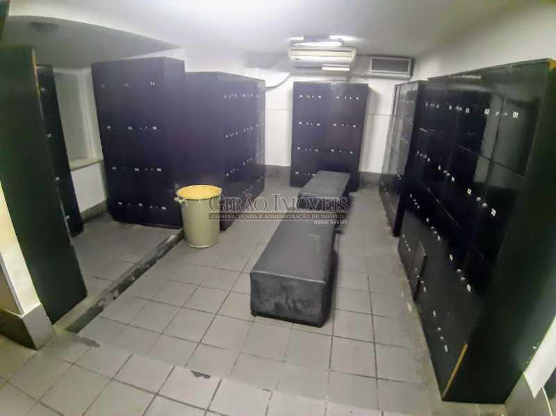 vestiários - Loja 1000m² à venda Copacabana, Rio de Janeiro - R$ 13.500.000 - GILJ00057 - 14