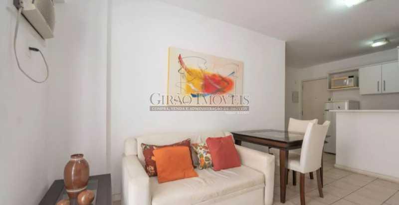 2 - Apartamento à venda Rua das Laranjeiras,Laranjeiras, Rio de Janeiro - R$ 580.000 - GIAP10652 - 9