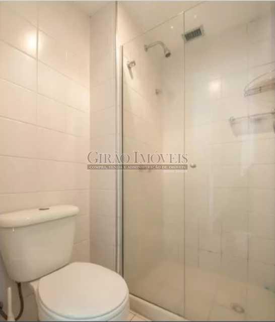 BANHEIRO, - Apartamento à venda Rua das Laranjeiras,Laranjeiras, Rio de Janeiro - R$ 580.000 - GIAP10652 - 13