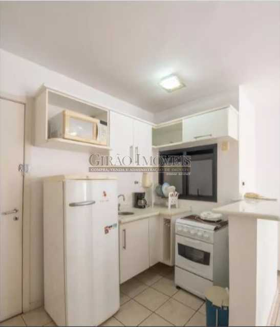 COZINHA - Apartamento à venda Rua das Laranjeiras,Laranjeiras, Rio de Janeiro - R$ 580.000 - GIAP10652 - 14
