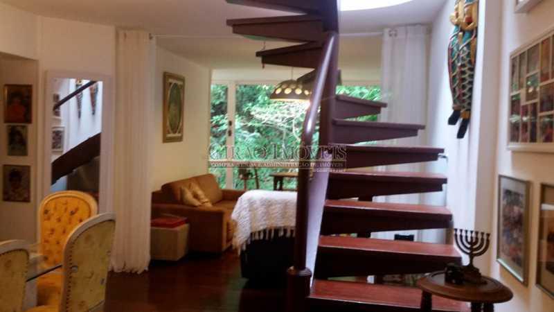 1 - Apartamento 3 quartos à venda Lagoa, Rio de Janeiro - R$ 2.600.000 - GIAP31404 - 1