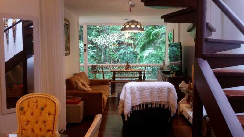 3 - Apartamento 3 quartos à venda Lagoa, Rio de Janeiro - R$ 2.600.000 - GIAP31404 - 3