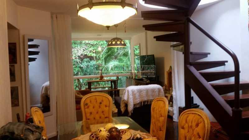 4 - Apartamento 3 quartos à venda Lagoa, Rio de Janeiro - R$ 2.600.000 - GIAP31404 - 5