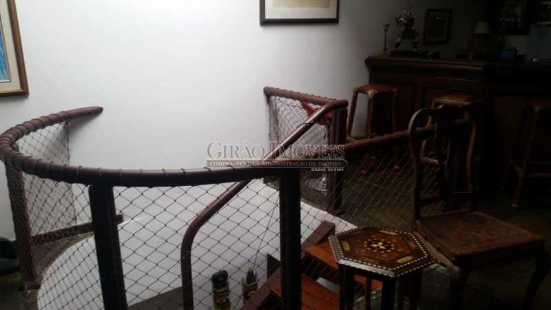 7 - Apartamento 3 quartos à venda Lagoa, Rio de Janeiro - R$ 2.600.000 - GIAP31404 - 8