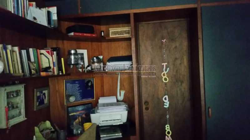 8 - Apartamento 3 quartos à venda Lagoa, Rio de Janeiro - R$ 2.600.000 - GIAP31404 - 9