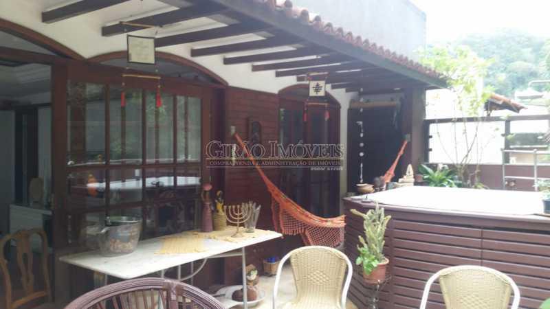 10 - Apartamento 3 quartos à venda Lagoa, Rio de Janeiro - R$ 2.600.000 - GIAP31404 - 11