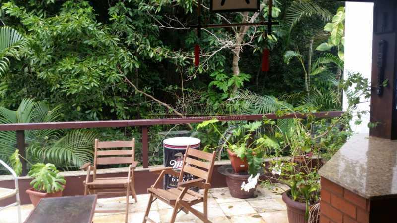 16 - Apartamento 3 quartos à venda Lagoa, Rio de Janeiro - R$ 2.600.000 - GIAP31404 - 17