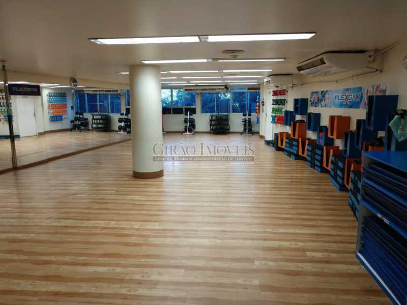 5 - Andar 1170m² para alugar Rua Doutor Pereira dos Santos,Tijuca, Rio de Janeiro - R$ 28.000 - GIAN00008 - 1