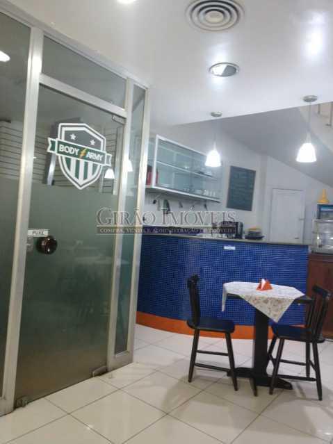 8 - Andar 1170m² para alugar Rua Doutor Pereira dos Santos,Tijuca, Rio de Janeiro - R$ 28.000 - GIAN00008 - 12