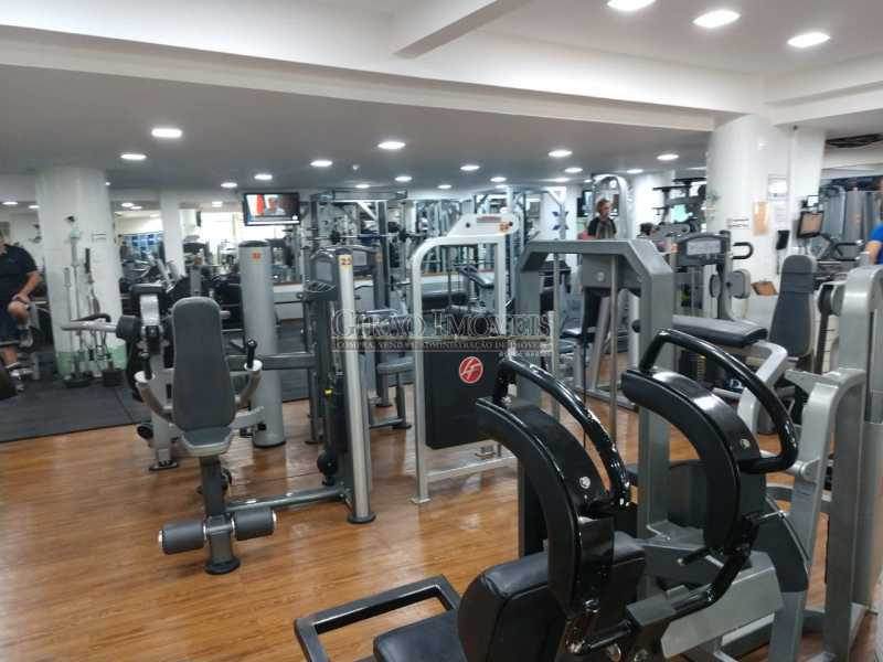17 - Andar 1170m² para alugar Rua Doutor Pereira dos Santos,Tijuca, Rio de Janeiro - R$ 28.000 - GIAN00008 - 18