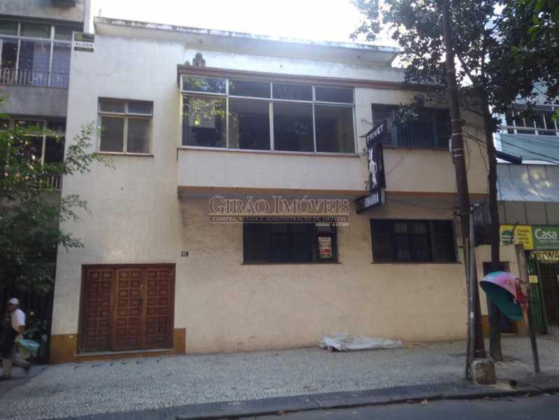 2aebccae-95a2-4555-9f59-f408bb - Prédio 220m² para venda e aluguel Rua Vinícius de Moraes,Ipanema, Rio de Janeiro - R$ 7.500.000 - GIPR00010 - 1