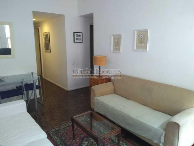 1a - Apartamento para venda e aluguel Rua Barão da Torre,Ipanema, Rio de Janeiro - R$ 890.000 - GIAP21235 - 1