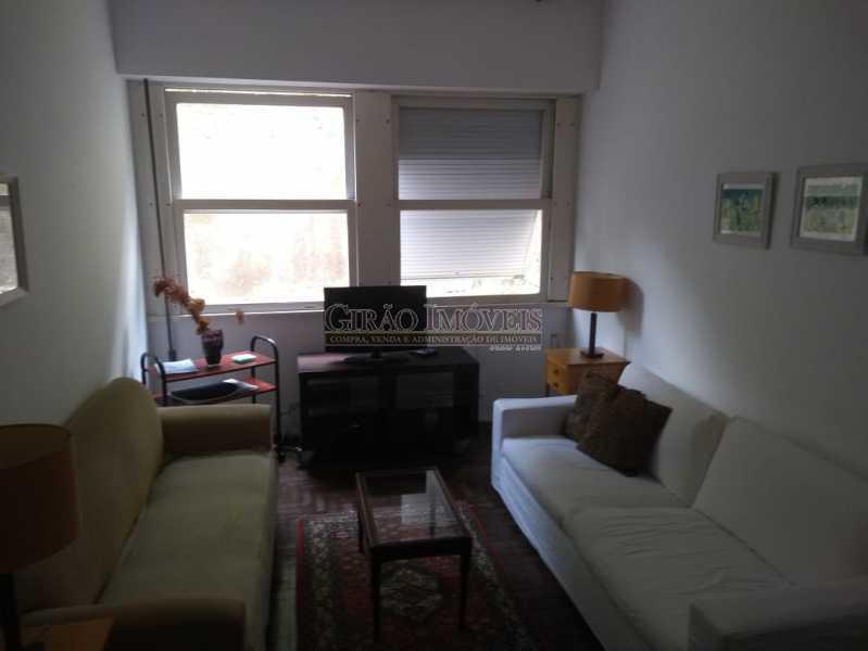 2 - Apartamento para venda e aluguel Rua Barão da Torre,Ipanema, Rio de Janeiro - R$ 890.000 - GIAP21235 - 5