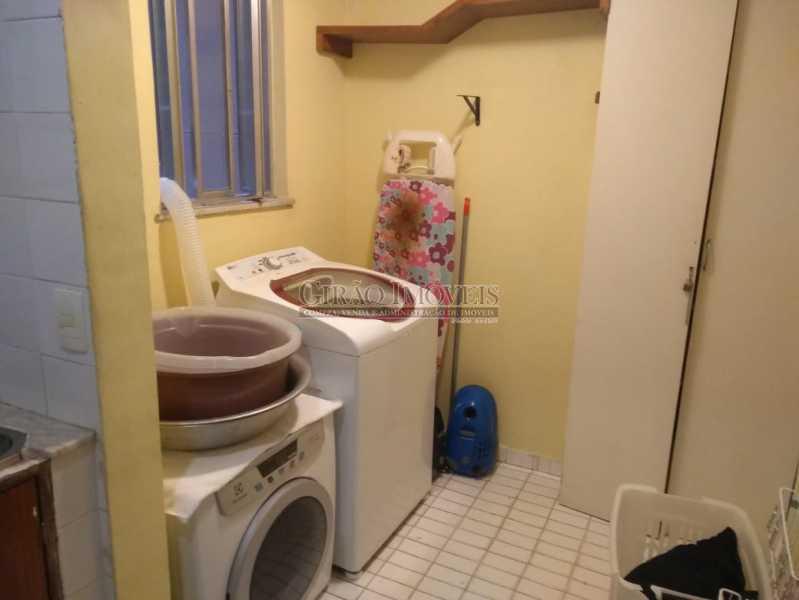 19 - Apartamento para venda e aluguel Rua Barão da Torre,Ipanema, Rio de Janeiro - R$ 890.000 - GIAP21235 - 23