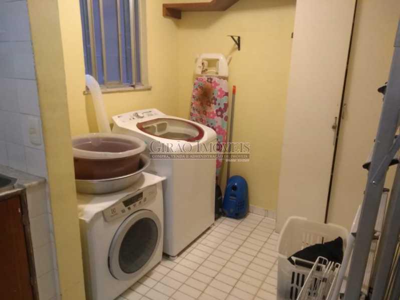 21 - Apartamento para venda e aluguel Rua Barão da Torre,Ipanema, Rio de Janeiro - R$ 890.000 - GIAP21235 - 25