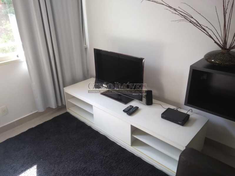 1a - Apartamento para venda e aluguel Rua Barão da Torre,Ipanema, Rio de Janeiro - R$ 1.100.000 - GIAP21236 - 1