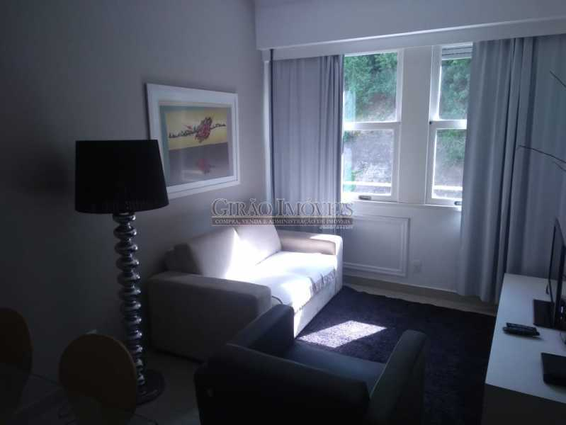 1b - Apartamento para venda e aluguel Rua Barão da Torre,Ipanema, Rio de Janeiro - R$ 1.100.000 - GIAP21236 - 4
