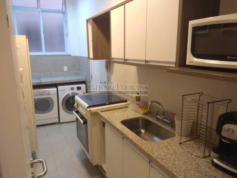 16 - Apartamento para venda e aluguel Rua Barão da Torre,Ipanema, Rio de Janeiro - R$ 1.100.000 - GIAP21236 - 21