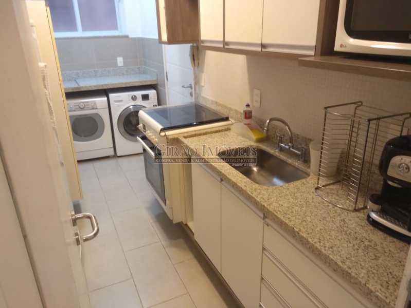 17 - Apartamento para venda e aluguel Rua Barão da Torre,Ipanema, Rio de Janeiro - R$ 1.100.000 - GIAP21236 - 22