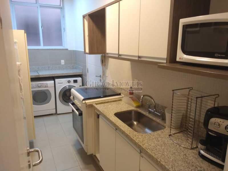 17a - Apartamento para venda e aluguel Rua Barão da Torre,Ipanema, Rio de Janeiro - R$ 1.100.000 - GIAP21236 - 23