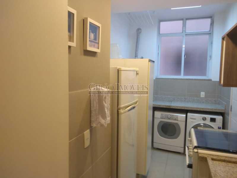 18 - Apartamento para venda e aluguel Rua Barão da Torre,Ipanema, Rio de Janeiro - R$ 1.100.000 - GIAP21236 - 25