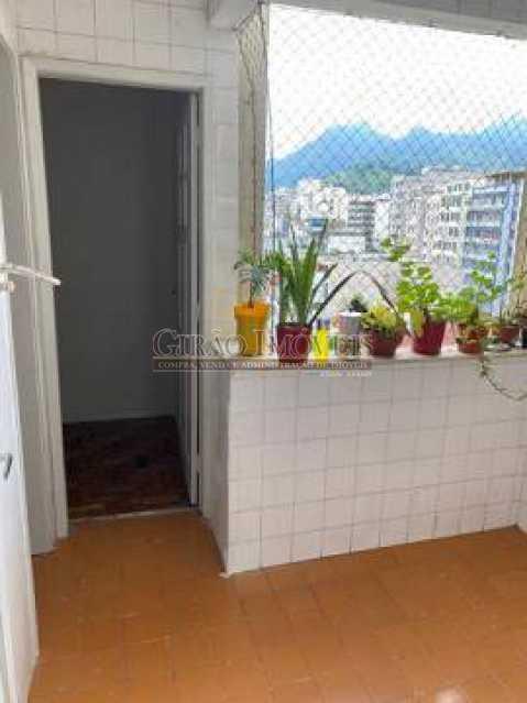 5 - Apartamento para alugar Rua Carlos de Laet,Tijuca, Rio de Janeiro - R$ 1.400 - GIAP21239 - 6