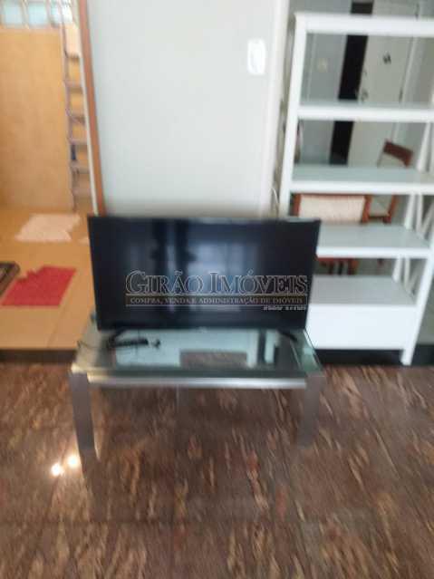 1 - Apartamento para alugar Rua Domingos Ferreira,Copacabana, Rio de Janeiro - R$ 1.800 - GIAP10677 - 3