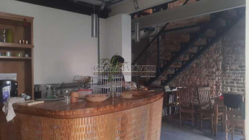1 - Casa à venda Rua Sá Ferreira,Copacabana, Rio de Janeiro - R$ 2.800.000 - GICA10001 - 3