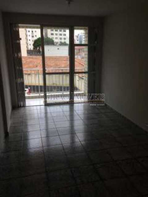4 - Apartamento para alugar Rua Bento Lisboa,Catete, Rio de Janeiro - R$ 1.800 - GIAP21251 - 1
