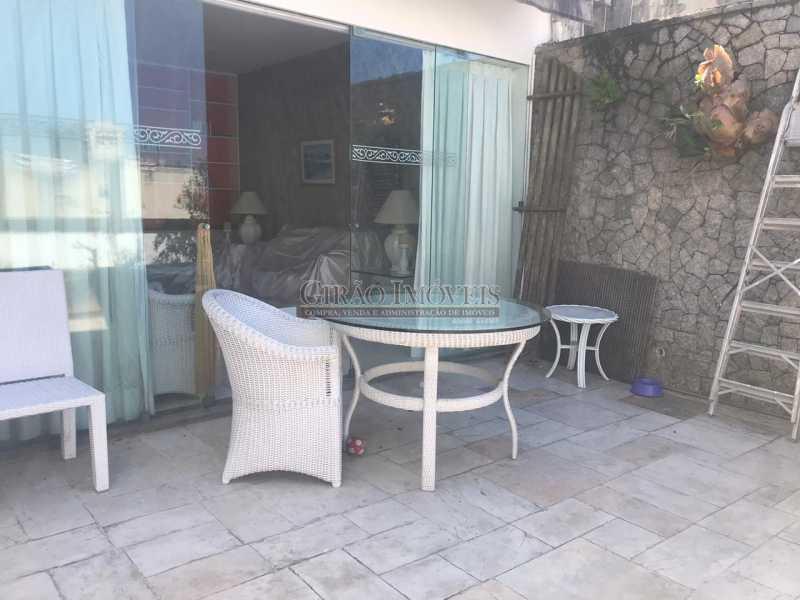 3 - Cobertura à venda Rua Júlio de Castilhos,Copacabana, Rio de Janeiro - R$ 1.500.000 - GICO10014 - 4